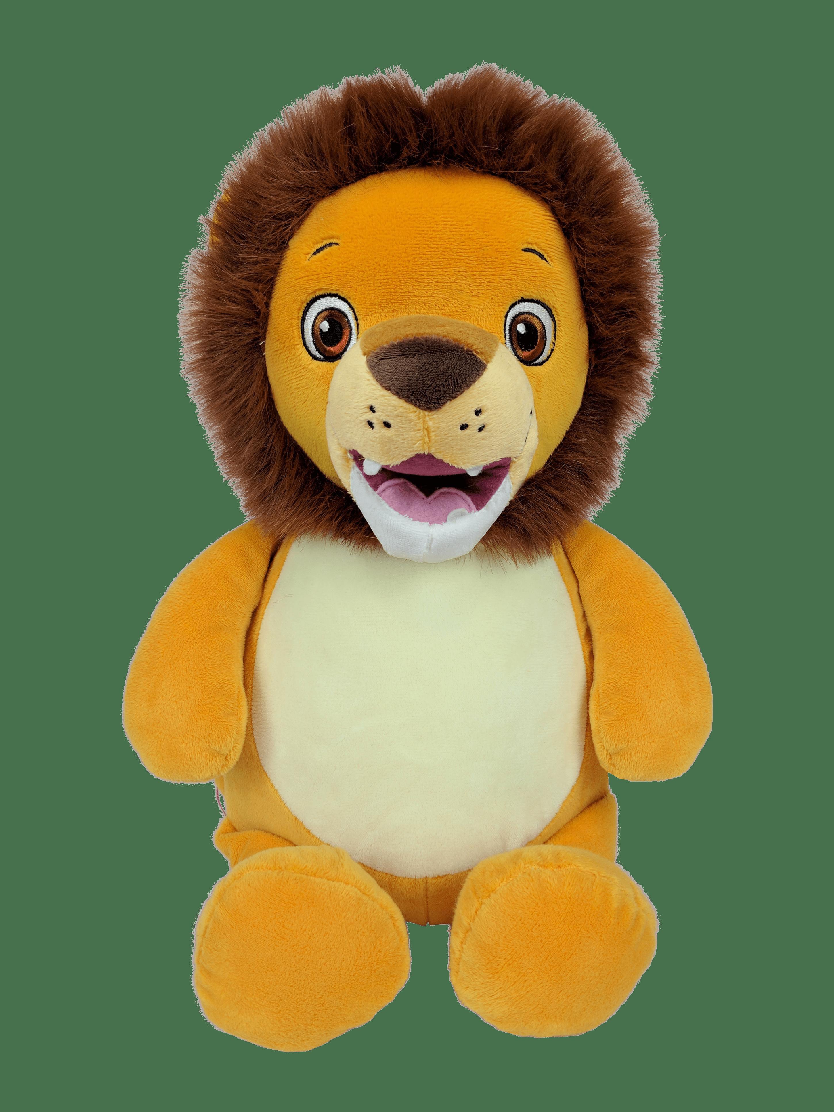Lion - Dein personalisierter Löwe