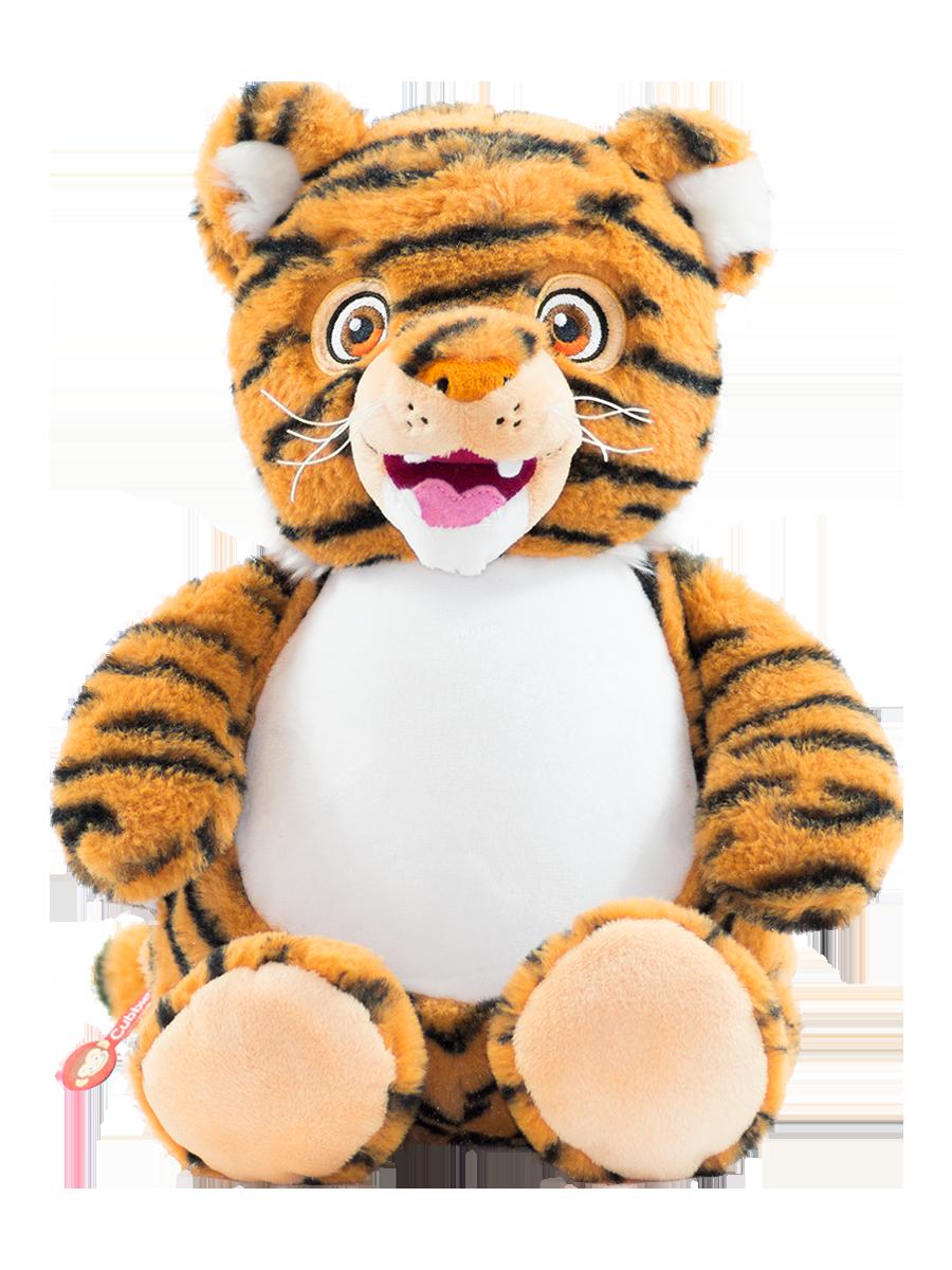 Tiger - Dein personalisierter Tieger